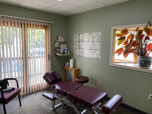 Smith Chiropractic Treatment Room